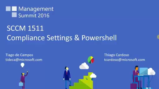 Compliance Settings & Powershell