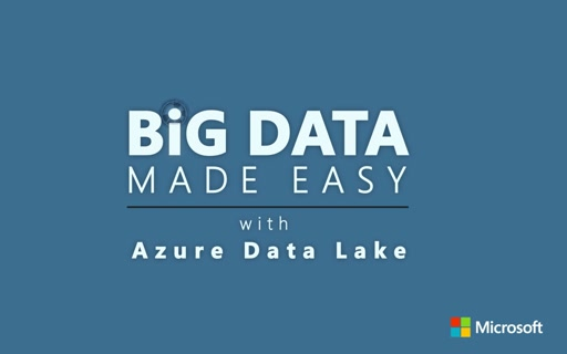 Azure Data Lake Tools for Visual Studio