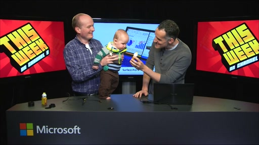 TWC9: Two Geeks and a Baby