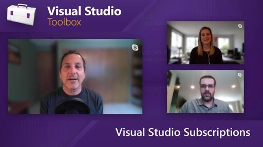 Visual Studio Subscriptions