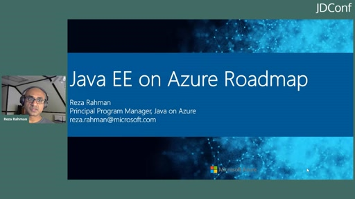 Why Java EE Developers are First-Class Citizens on Azure