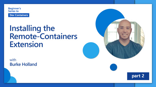 Installing the Remote - Containers Extension [2 of 8] | Beginner's Series to: Dev Containers