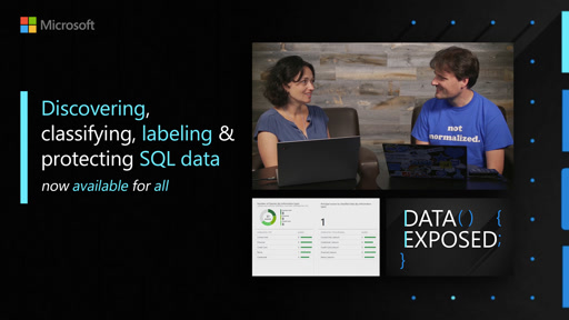 Discovering, classifying, labeling & protecting SQL data – now available for all