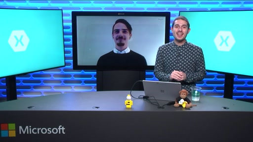 The Xamarin Show 8: Microsoft Graph with Simon Jäger