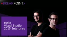 Introducing Visual Studio 2015
