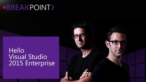 Introducing Visual Studio Enterprise 2015