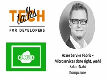 Azure Service Fabric - Microservices done right, yeah!