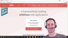 Web.Dev 10: Introduction to Ember.js