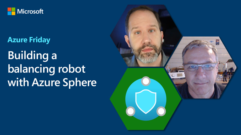Building a balancing robot with Azure Sphere