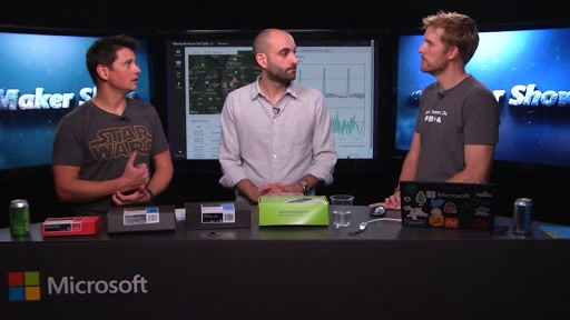 The Maker Show: Azure IoT Starter Kits