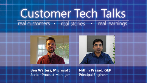 GEP shares how Microsoft Azure powers their logistics platform, enabling a more reliable experience.