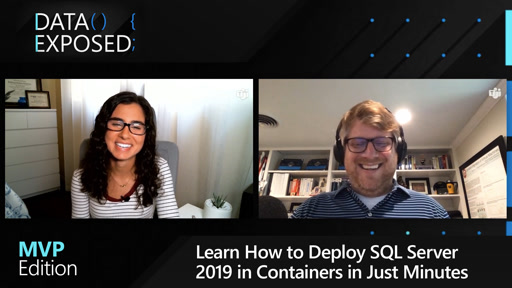 Learn How to Deploy SQL Server 2019 in Containers in Just Minutes