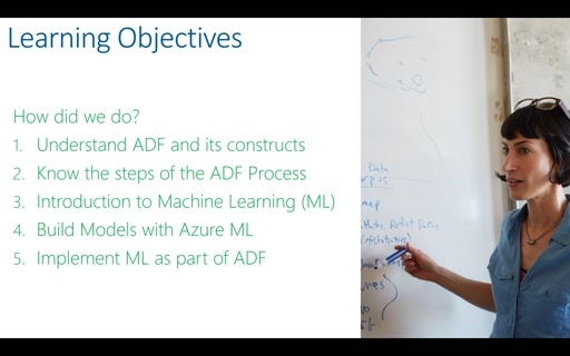 Operationalizing Solutions with Azure Data Factory - Session 8 - Conclusion