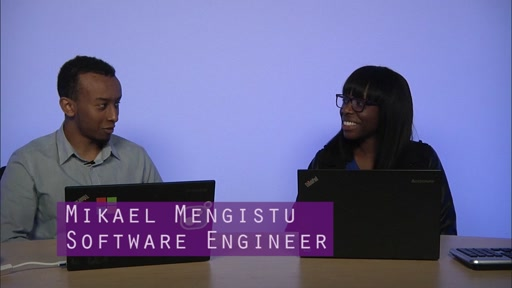 Introduction to SignalR Core with Mikael Mengistu