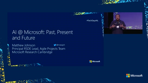Artificial Intelligence and Microsoft technology - the past, present and future