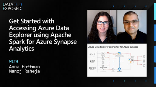 Get Started with Accessing Azure Data Explorer using Apache Spark for Azure Synapse Analytics