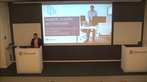 Available, Scalable, and Predicatble: How to Use Azure Service Bus to bring reliability to the cloud