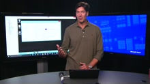 Mark Russinovich demos the new GS variant of VMs on Azure