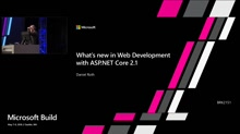 What's new in Web Development with ASP.NET Core 2.1
