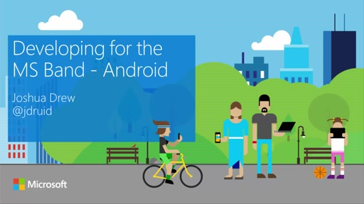 Developing for the Microsoft Band with Android
