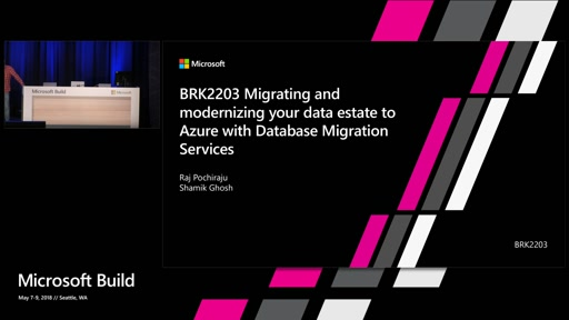 Migrating and modernizing your data estate to Azure with Data Migration Services