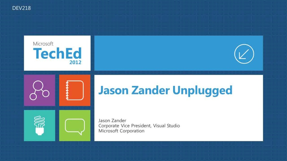 Jason Zander Unplugged