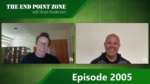 The Endpoint Zone with Brad Anderson episode 2005