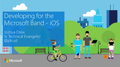 Developing for the Microsoft Band for iOS