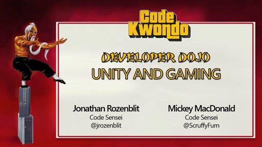 Part 1: Introduction to Code Kwondo/A Close Look at Unity for Windows 8 and Windows Phone