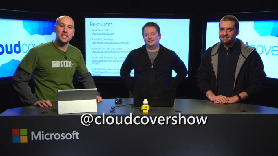 Episode 162: Azure 2.5 SDK with Paul Yuknewicz