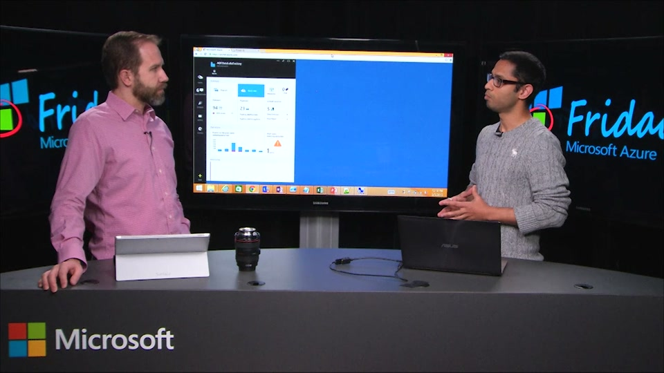 Azure Data Factory for the Hadoop User with Anand Subbaraj