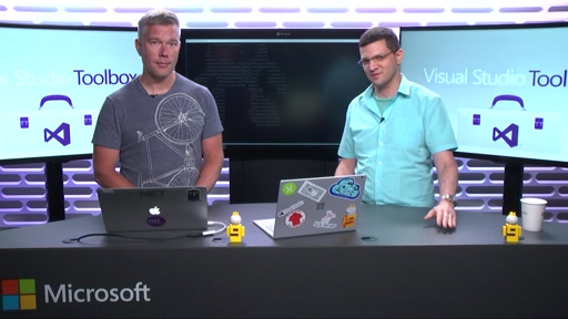 Visual Studio Toolbox: .NET Core Preview 2