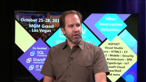 Scott Hanselman Kicks Off the DEVintersection & anglebrackets Fall CountDown Show #1 (Teaser)
