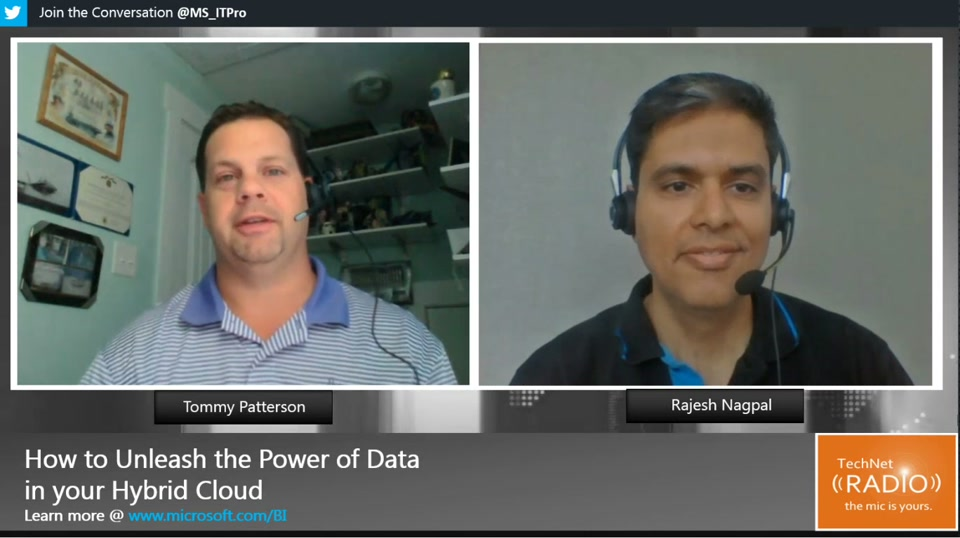 How to Unleash the Power of your Data in a Hybrid Cloud
