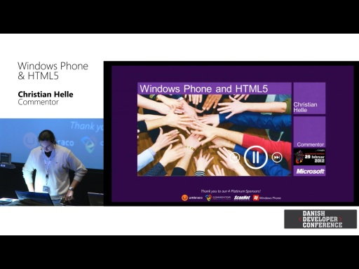 Windows Phone & HTML5