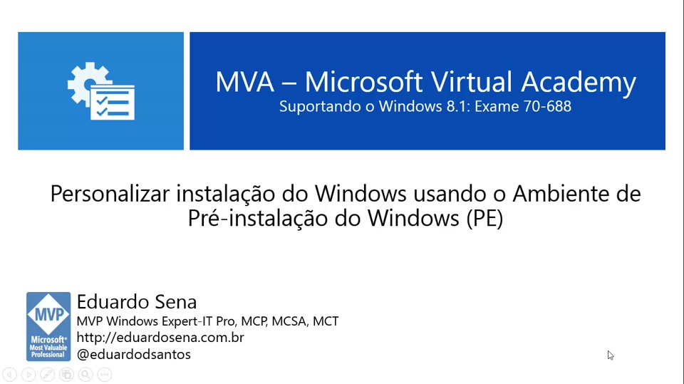 Personalizar instalação do Windows usando o Windows (PE)
