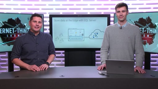 Local storage on Azure IoT Edge devices