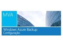 Configurando o Windows Azure Backup