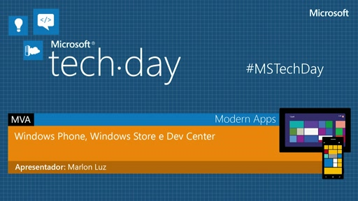 Windows Phone, Windows Store e Dev Center