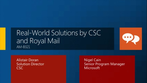 System Center 2012 Suite: Real-World Solutions by CSC and Royal Mail