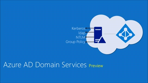 Azure AD Domain Services preview