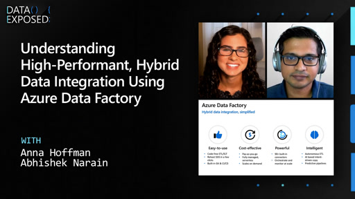 Understanding High-Performant, Hybrid Data Integration Using Azure Data Factory