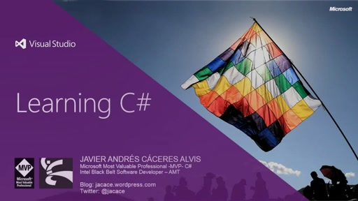 #100devdays Aprendiendo C# Video 3 Parte 1