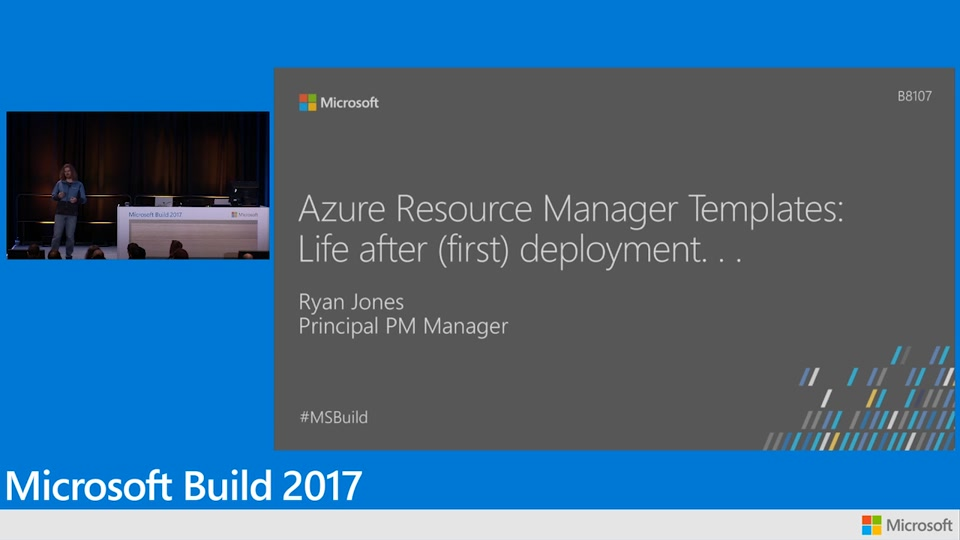 azure resource manager templates  life after  first