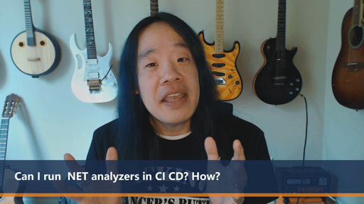 Can I run .NET analyzers in CI/CD?  How? | One Dev Question