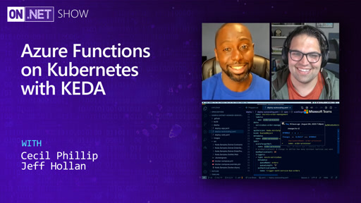 Event Driven applications on Kubernetes with KEDA