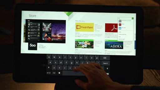 B-roll: Microsoft Releases Windows 8.1