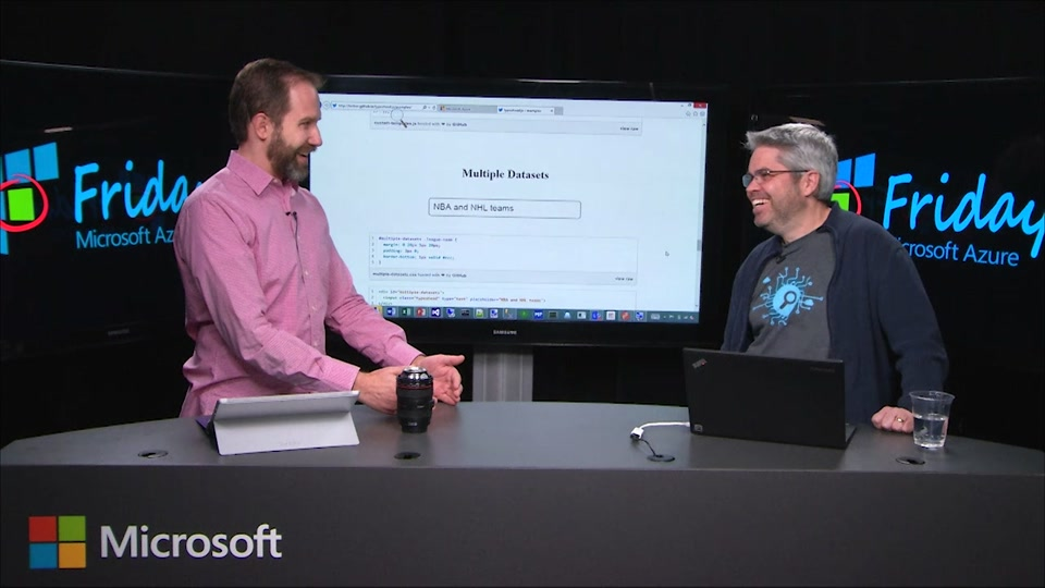 Azure Search 103 - Azure Search Suggestions with Liam Cavanagh
