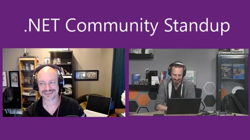 ASP.NET Community Standup - February 26th, 2019 - Worker and gRPC Template Fun