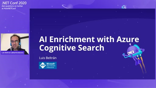 AI Enrichment with Azure Cognitive Search